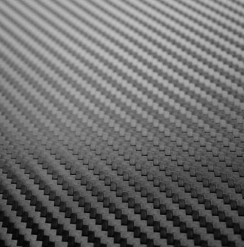 DYNOblack-carbon (matt) Meterware